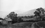 Abergavenny, Sugarloaf From Skirrid 1898