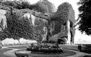 Abergavenny, The Castle 1914