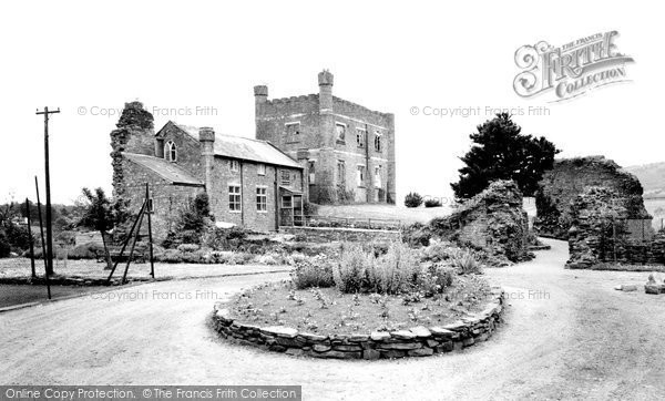 Photo of Abergavenny, The Museum c.1960