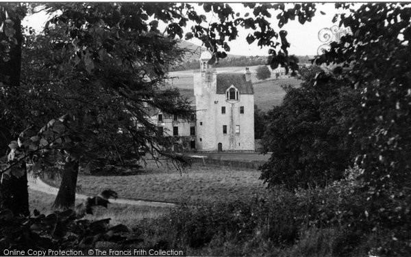 Photo of Abergeldie Castle, 1950