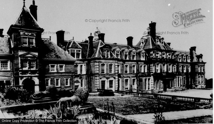 Photo of Abergele, Clarendon School c.1955