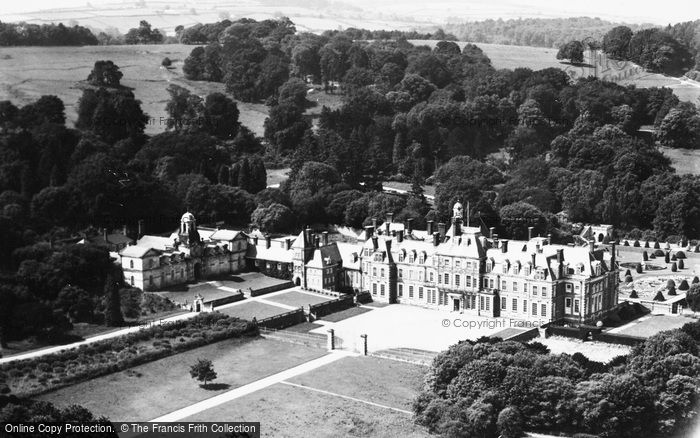 Photo of Abergele, Clarendon School From The Air c.1939