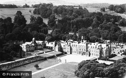 Abergele, Clarendon School From The Air c.1939