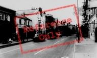 Abergele, Market Street c.1955