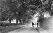 Abergele, Road View 1895