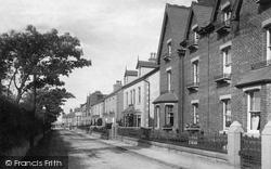 Abergele, Sea Road 1890