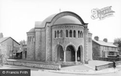 Abergele, St Teresa's Catholic Church c.1965