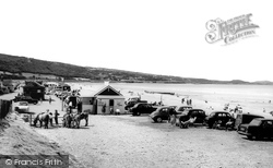 Abergele, The Beach c.1965