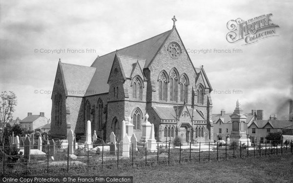 Photo of Abergele, Welsh Presbyterian Church 1890