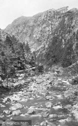 Aberglaslyn Pass, 1892, Pass Of Aberglaslyn