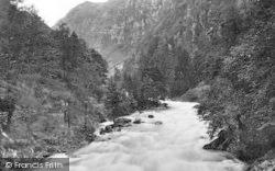 Aberglaslyn Pass, 1913, Pass Of Aberglaslyn