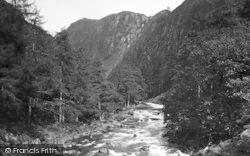 Aberglaslyn Pass, 1936, Pass Of Aberglaslyn