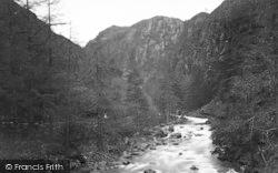 Aberglaslyn Pass, 1938, Pass Of Aberglaslyn