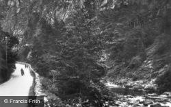 Aberglaslyn Pass, c.1930, Pass Of Aberglaslyn