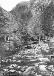 Aberglaslyn Pass, c.1955, Pass Of Aberglaslyn