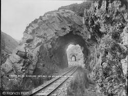 Aberglaslyn Pass, Welsh Highland Railway 1925, Pass Of Aberglaslyn