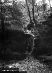 Abergorlech, Pant Falls 1950