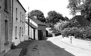 Abergorlech, Post Office 1950