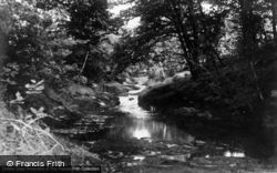 Abergorlech, The Steps 1950