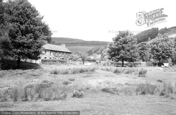 Abergwesyn, Gwesyn Cottages c.1950
