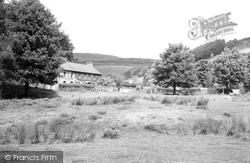 Abergwesyn, Gwesyn Cottages c.1950