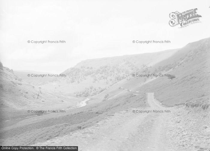 Photo of Abergwesyn, Irfon Valley c.1950