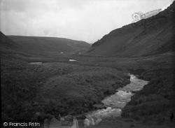 Abergwesyn, Irfon Valley c.1950