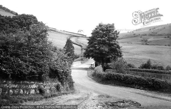 Photo of Abergwesyn, The Bridge c.1950