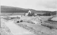Abergwesyn, The Church c.1950