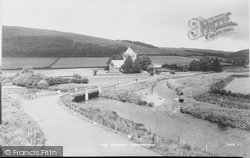 The Church c.1950, Abergwesyn