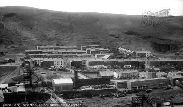 Photo of Abergwynfi, Avon Colliery c.1965