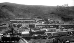 Abergwynfi, Avon Colliery c.1965