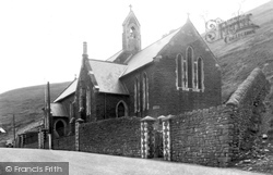 Abergwynfi, St Gabriel's Church 1938