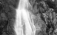 Abergwyngregyn, Aber Falls 1896