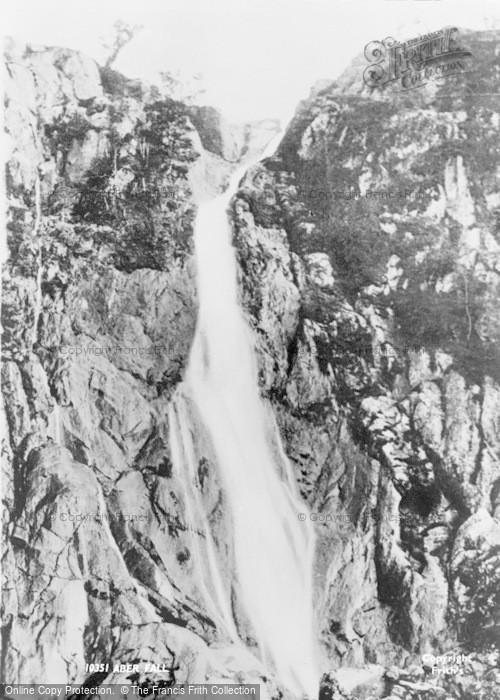 Photo of Abergwyngregyn, Aber Falls c.1950
