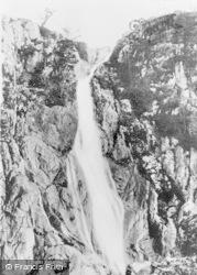 Abergwyngregyn, Aber Falls c.1950