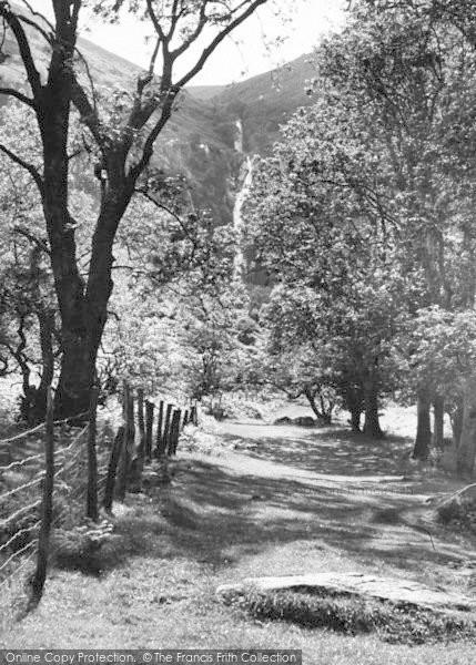Photo of Abergwyngregyn, Aber Falls c.1960