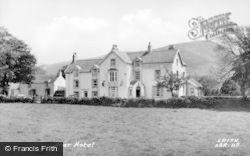 Abergwyngregyn, Aber Hotel c.1955