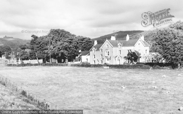 Photo of Abergwyngregyn, Aber Hotel c.1960