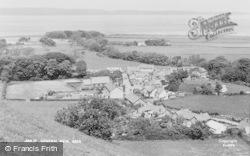 Abergwyngregyn, General View c.1955