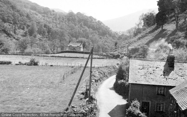 Photo of Abergwyngregyn, General View c.1955