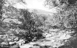 Abergwyngregyn, The Glen c.1955
