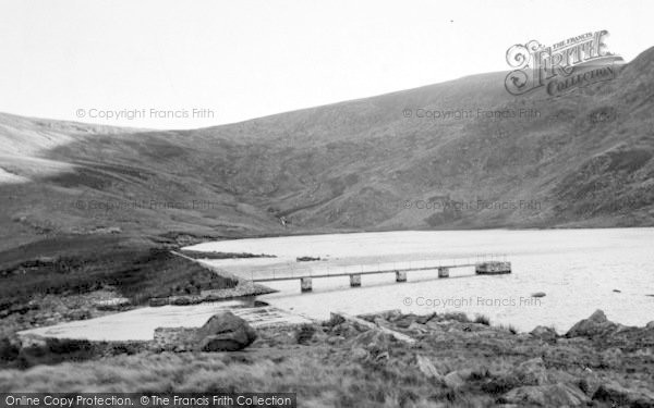 Photo of Abergwyngregyn, The Lake c.1950