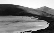 Abergwyngregyn, The Lake c.1955