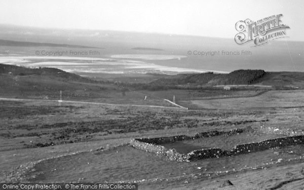 Photo of Abergwyngregyn, The Roman Camp c.1950