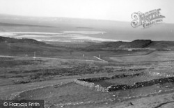 Abergwyngregyn, The Roman Camp c.1950