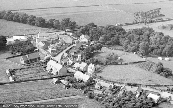 Photo of Abergwyngregyn, The Village c.1955
