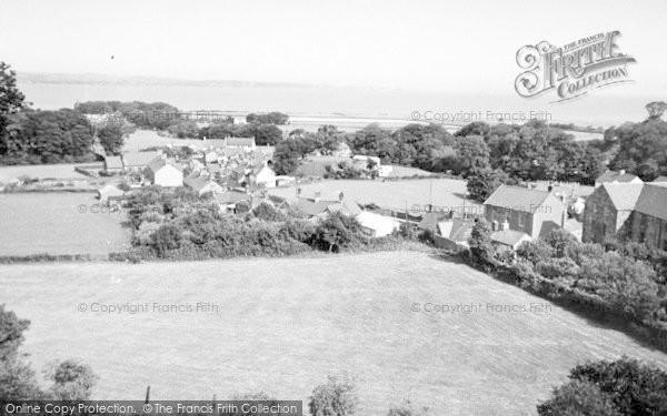 Photo of Abergwyngregyn, Village c.1960