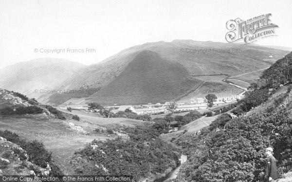 Photo of Abergynolwyn, 1895