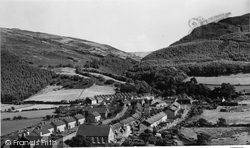 General View c.1965, Abergynolwyn
